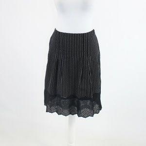 Black ANN TAYLOR skirt 2P